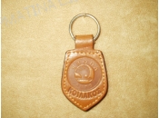 Leather Keychain (Μ2334)