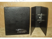 Ring Binder Leatherette Design