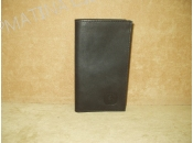 Man's Leather Wallet -  Vertical