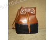 Leather Bag Woman