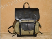 Leather Hunter Bag