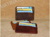 Leathercase For Business Cards