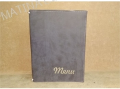 Menu A4 with Thermoplastic rubber