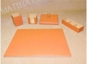 Office Leather Set Tampa