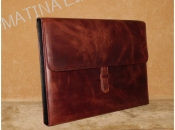 Ring Binder A3 Leather