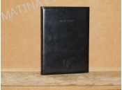 Guest Book Leather